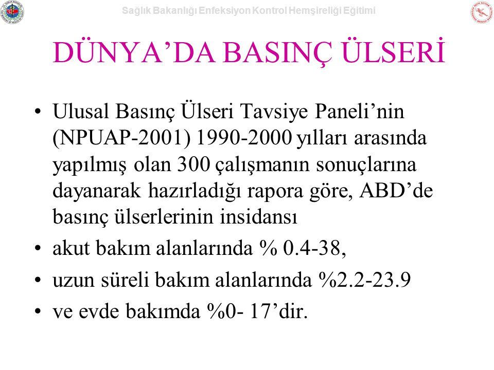 Sağlık Bakanlığı Enfeksiyon Kontrol Hemşireliği Eğitimi Tedavi: IV.