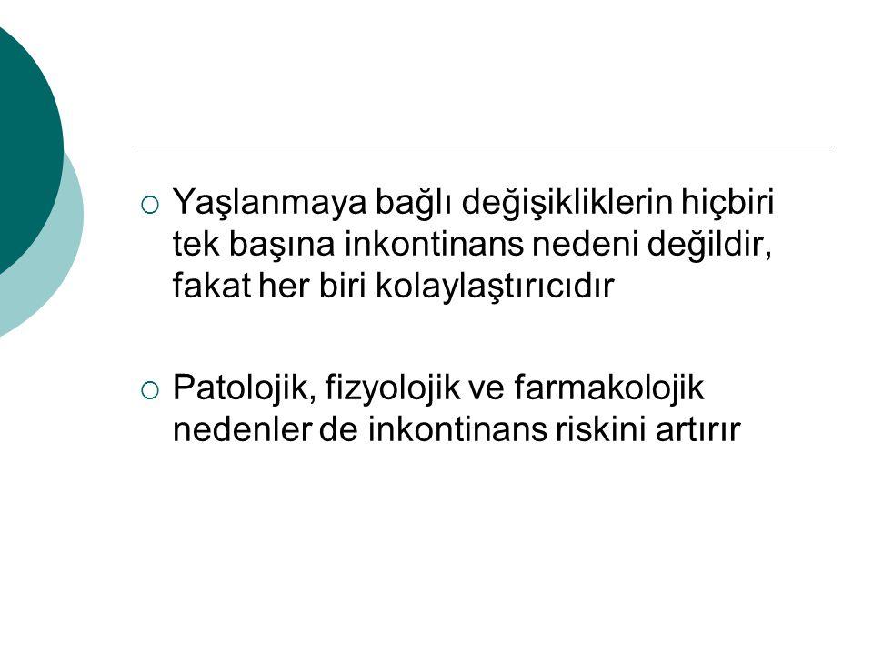 Fekal inkontinans Tedavi: