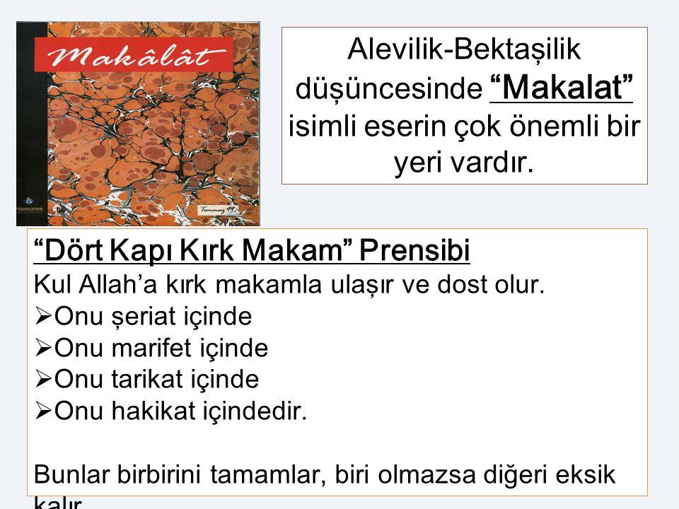 52 Hacı Bektaş Dergahı