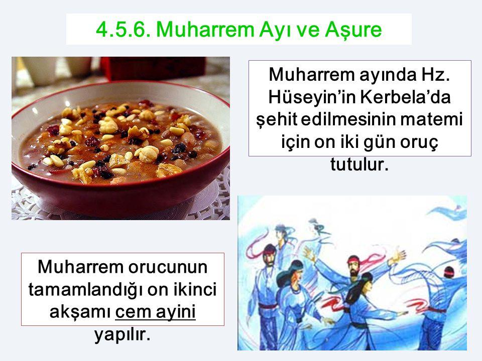 """4.5.5. Dua ve Gülbenkler Allah'a sığınma, yalvarma ve O'ndan af dilemektir. Dua = Gülbenk Cemlerde dua bir kişi tarafından okunur ve cemaat """"Allah All"""