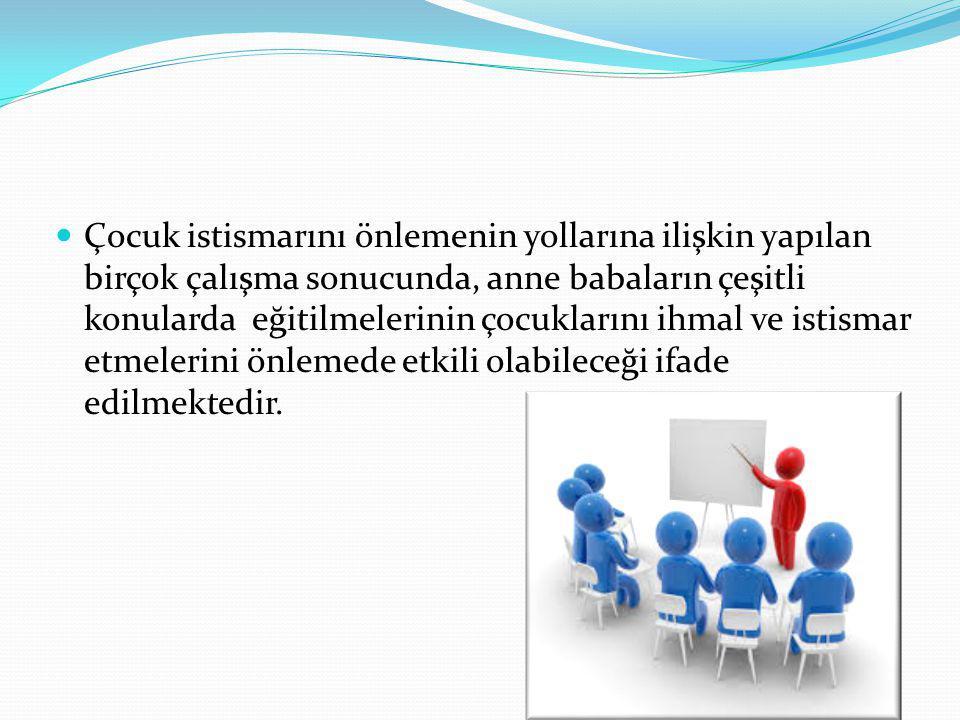 Aile Rehberliği: Aile gelişimine katkıda bulunabilmeleri amacıyla ailelere yapılan sistemli ve düzenli çalışmalardır.