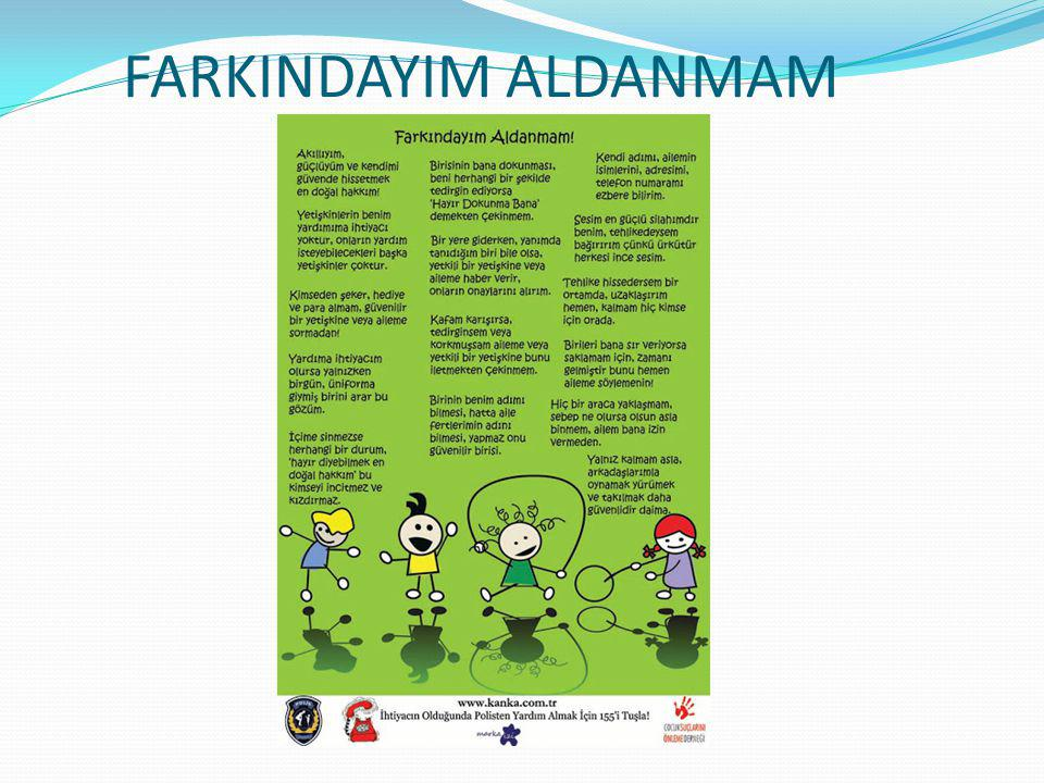 Programın Amaçları 1.Aileyi aktif olarak çocuğun bireysel eğitim programına katmak.