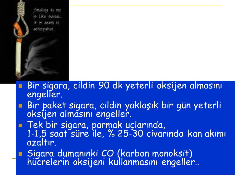 Sigara tiryakisi kadınlarda akne….