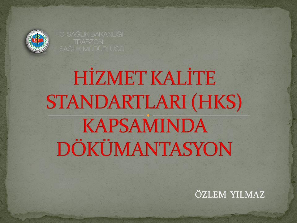 ÖZLEM YILMAZ