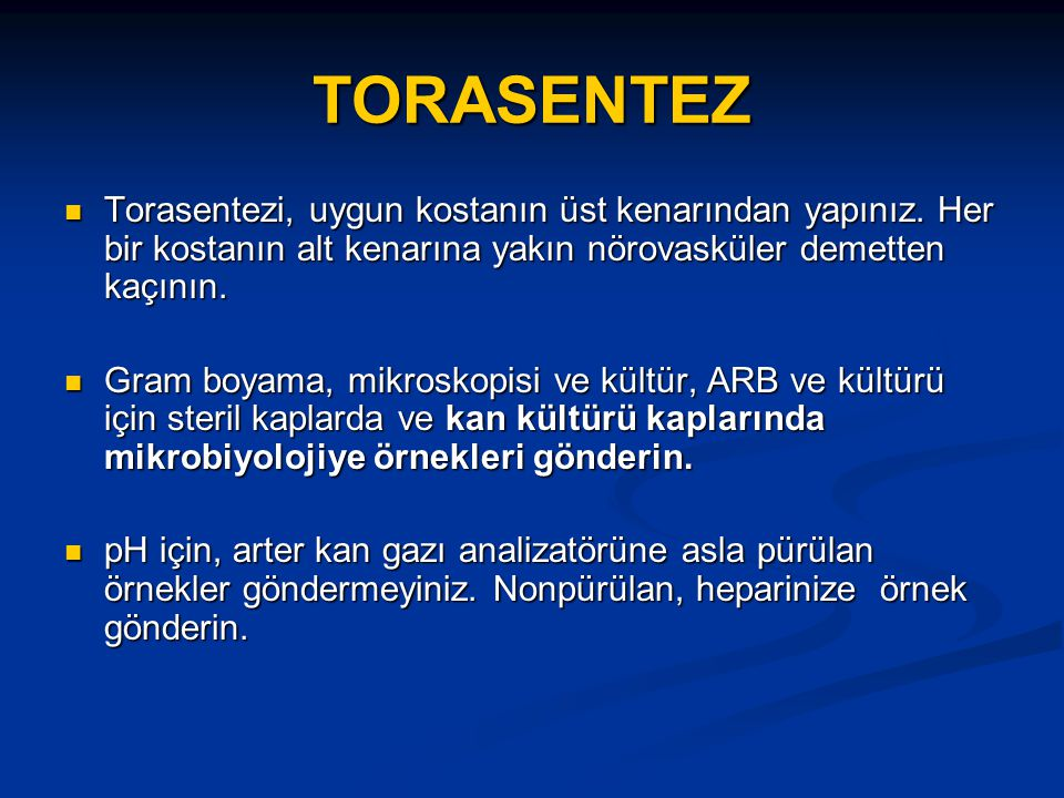 Bronkoskopi esnasında antikolinerjiklerle premedikasyon faydalı değildir.