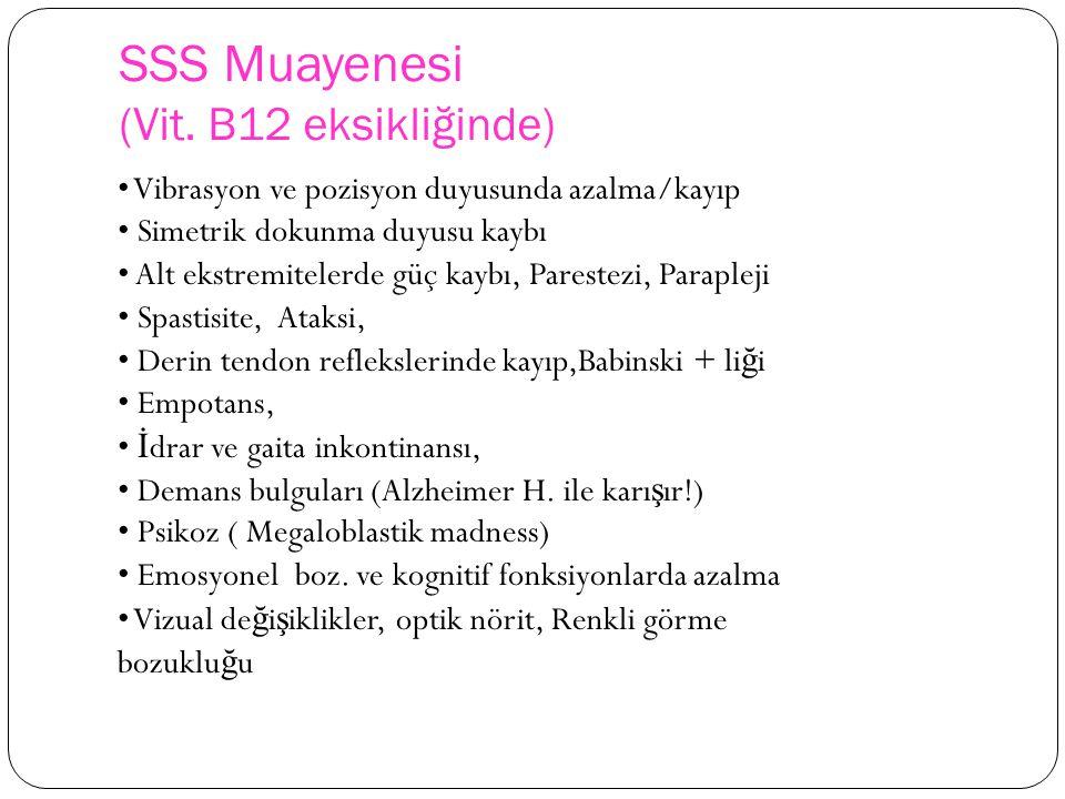 SSS Muayenesi (Vit.