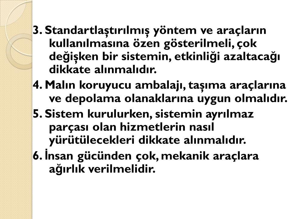 Kaynak: PAZARLAMA İ LKELER İ Ahmet Hamdi İ SLAMO Ğ LU