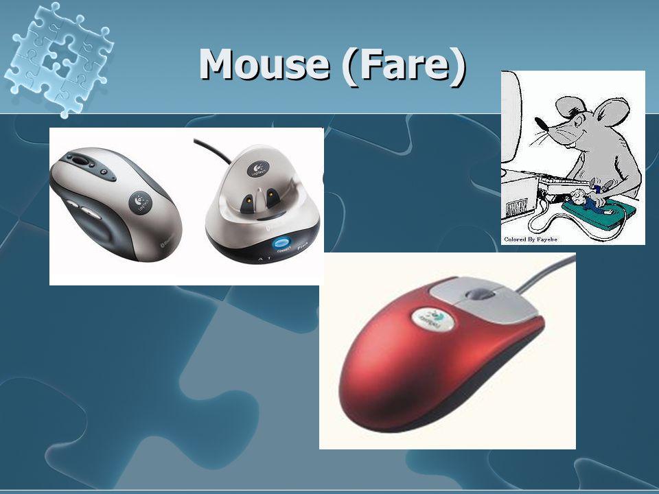 Mouse (Fare)