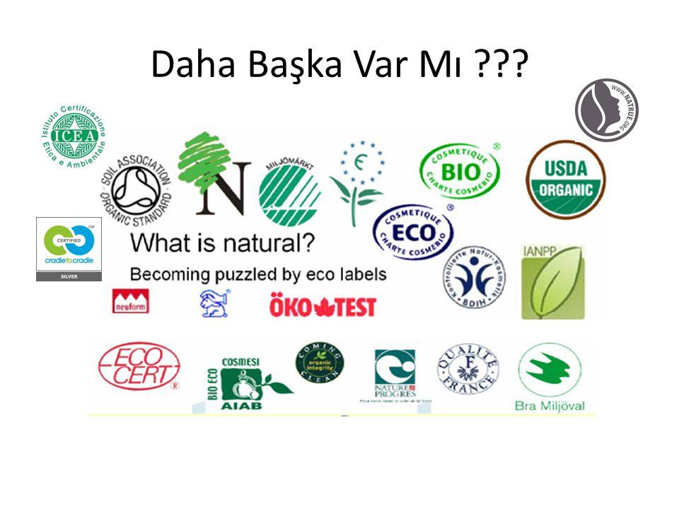 Temizlik ürünleri için verilen bu sertifika işaretleri arasında önemli farklar olmakla birlikte EKOLOJİK TEMİZLİK ÜRÜNLERİ Kriterleri kısaca şu şekilde özetlenebilir: 1)Ekolojik Temizlik Ürünleri çevreye zarar veren, sağlığı tehdit eden ya da allerjilere neden olan hiç bir maddeyi içermemelidir.