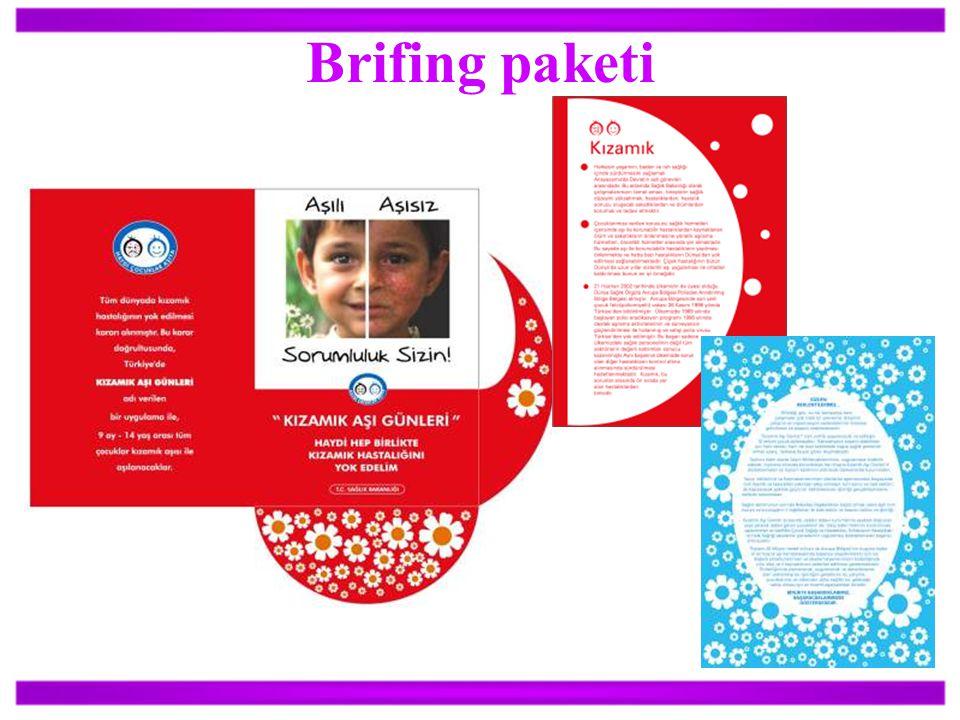Brifing paketi