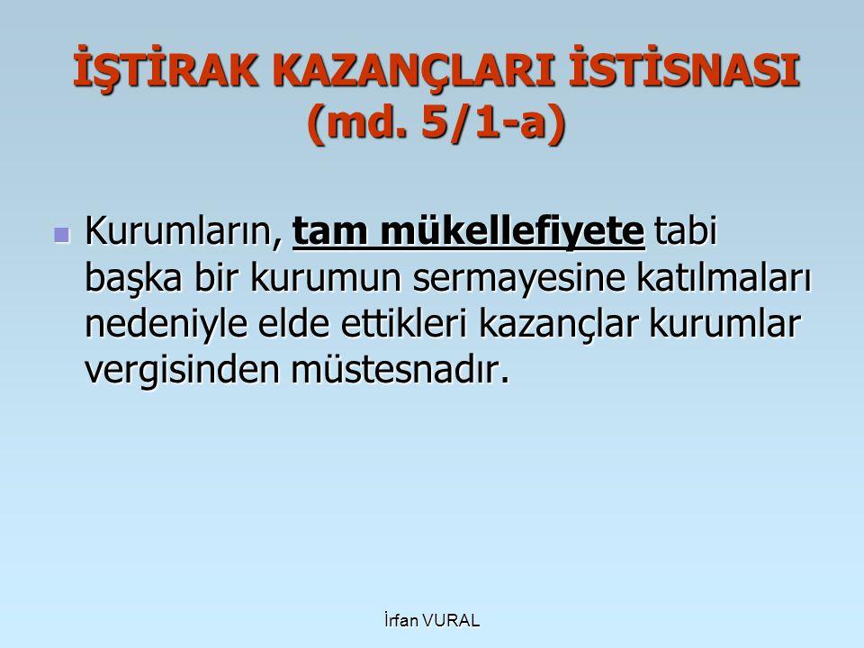 TRANSFER FİYATLANDIRMASINDA HAZİNE ZARARI 5766 sayılı Kanun ile KVK'nın 13.