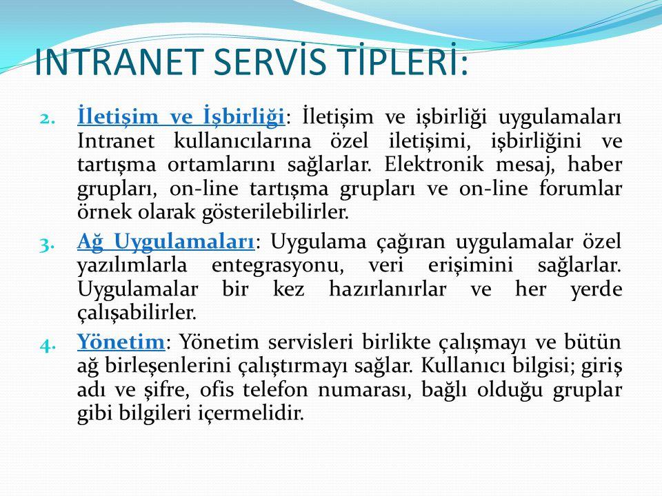 HTTP: (Hiper Metin Taşıma Protokolü): Dünya çapındaki Web'in temelindeki protokoldür.