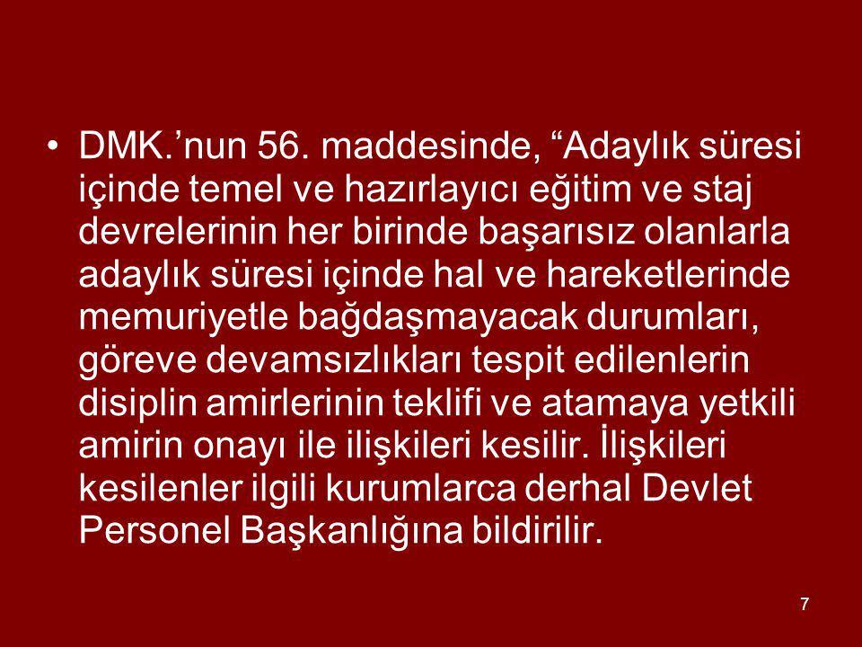 DMK.'nun 56.
