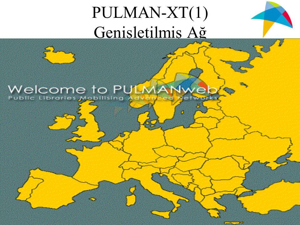 PULMAN-XT(1) Genişletilmiş Ağ