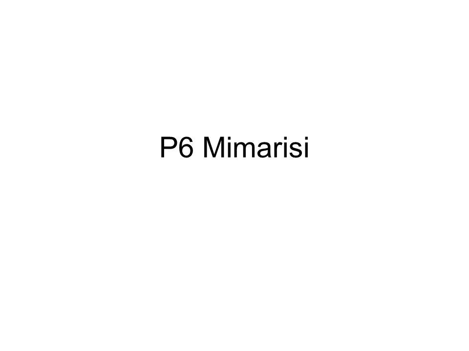 P6 Mimarisi
