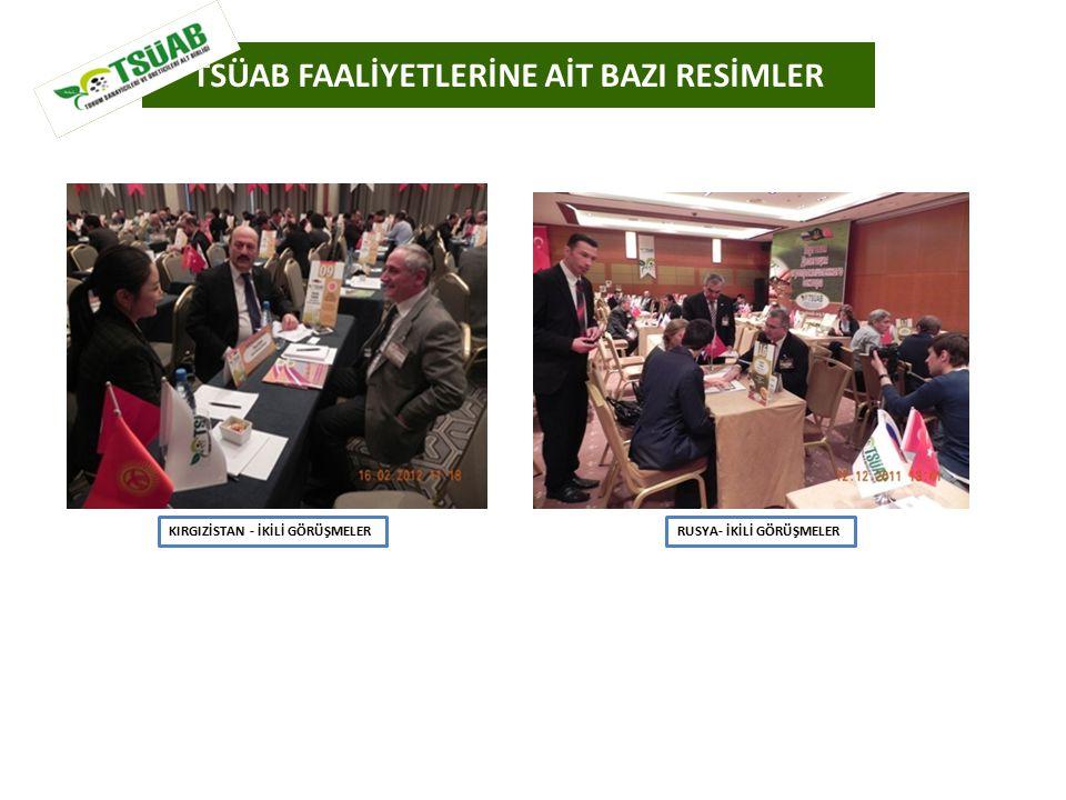ECOSA VE TSÜAB FAALİYETLERİNE AİT BAZI RESİMLER ECOSA 2010 konferansı ve Fuar Açılışı /İSTANBUL 2010 YILI FUAR AÇILIŞI