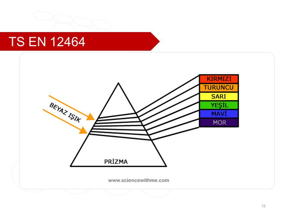 TS EN 12464 18