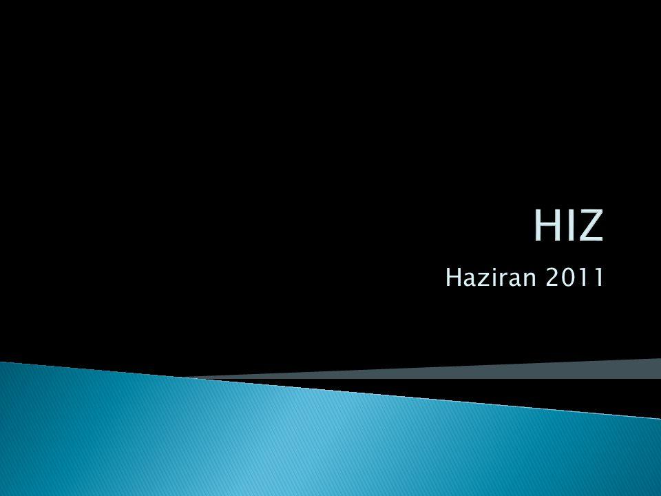  HIZLI ◦ Kararı duyurma ve uygulama ◦ Yetki ve sorumlulukların paylaşılması ◦ Alt sistemlerin iyileştirilmesi (bütçe, rapor, idari işler, ders saat belirleme vb.