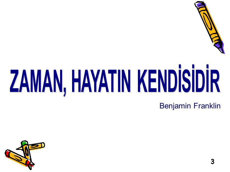 3 Benjamin Franklin