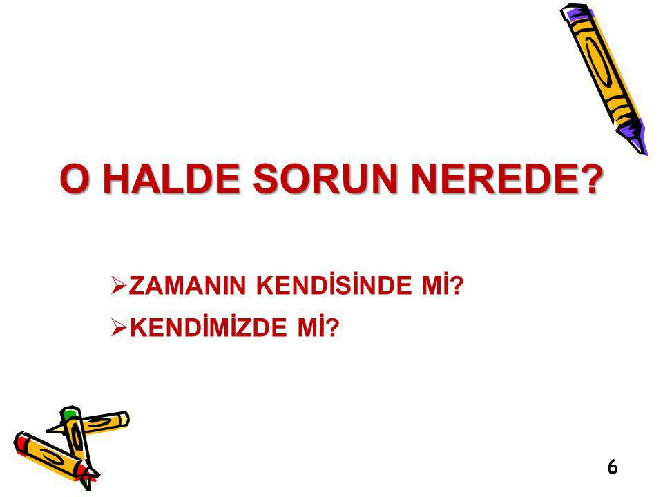 Türkiye'de devlet memurlarının günlük fiilî çalışma süresi 150 dakika ile 180 dakika arasında değişmektedir.