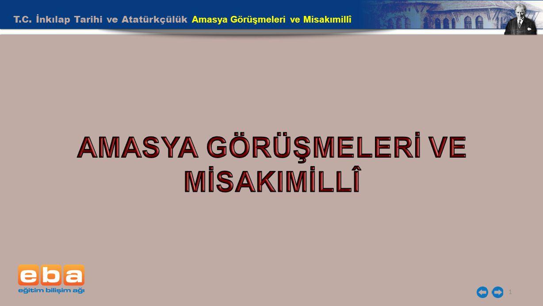 2 Damat Ferit Paşa hükümeti yerine Milli Mücadele'ye daha ılımlı bakan Ali Rıza Paşa hükümeti kuruldu.