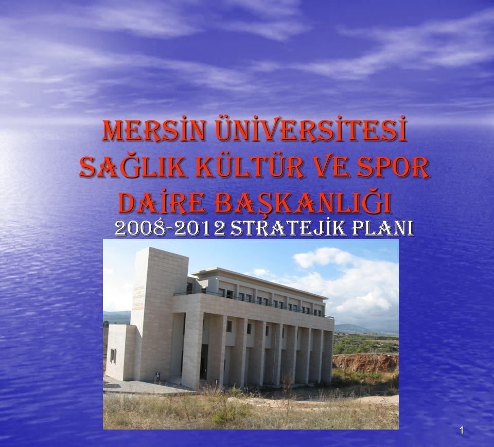 82 4.İZLEME VE DEĞERLENDİRME Stratejik planın uygulanmasının denetlenebilmesi için 3 ayda bir tüm birim sorumluları ile toplantılar düzenlenecek, hedef ve faaliyetler için istenen raporlar görüşülecektir.Ayrıca Yıllık durum ve Analiz Raporları istenecek, konularla ilgili yapılan Öğrenci ve Veli anket sonuçlarına göre değerlendirme yapılacaktır.Böylece Stratejik Plan izlenebilecek mevcut duruma göre yeniden değerlendirmeler yapılıp önlemler alınabilecektir.