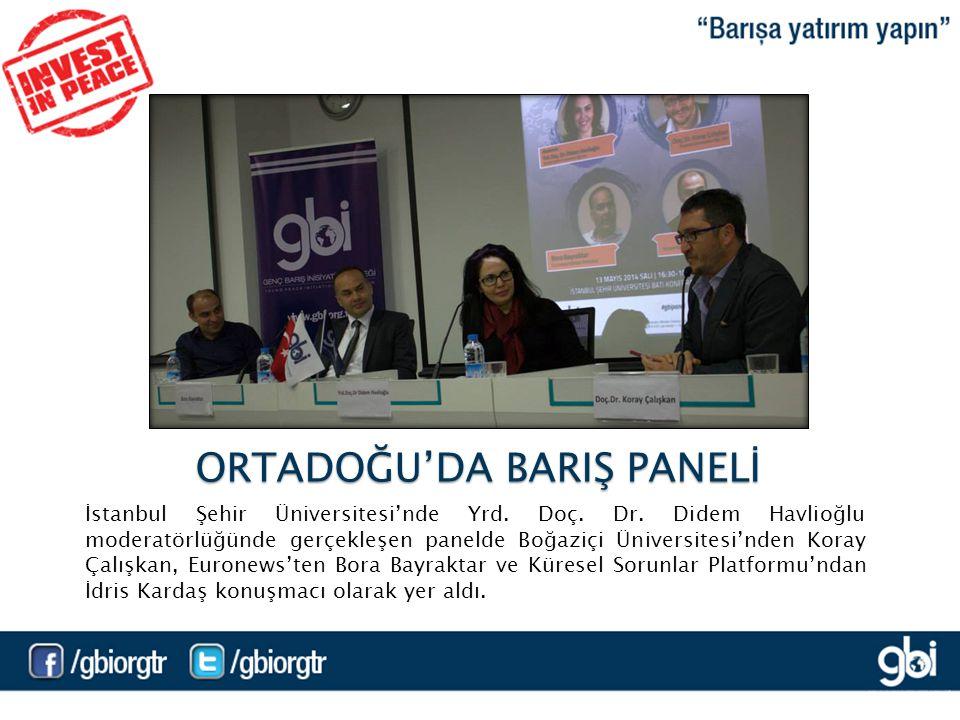 İstanbul Şehir Üniversitesi'nde Yrd. Doç. Dr.