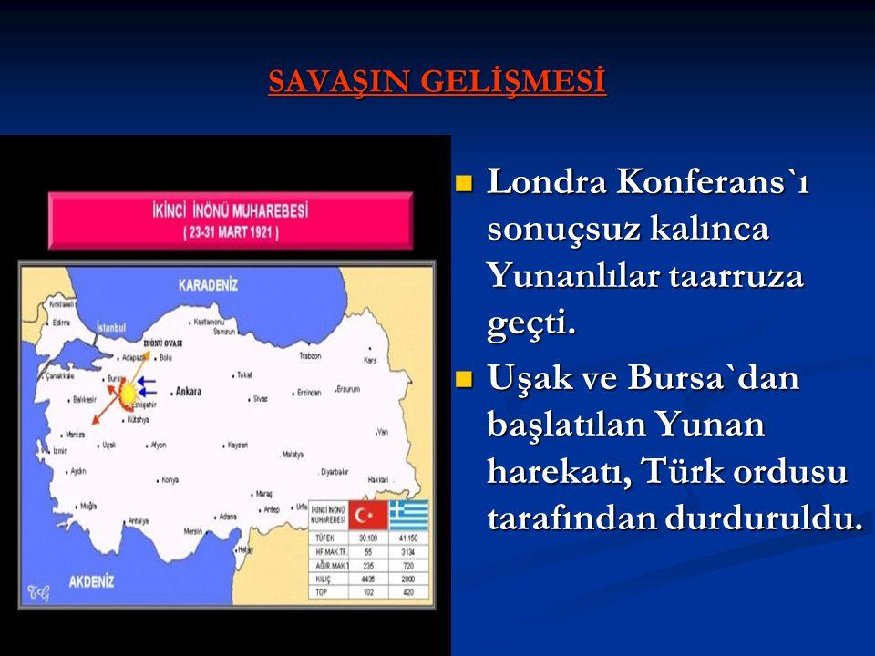 Siz orada sadece düşmanı değil, milletin makus talihini de yendiniz Mustafa Kemal TBMM Başkanı