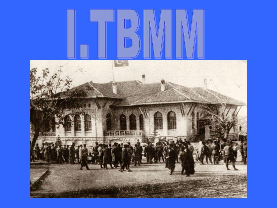İtilaf Devletlerinin Konferanstaki Amaçları: 1- Sevr'i kabul ettirmek 2- İstanbul ve Ankara Hükümetinin görüş ayrılığından faydalanmak 3- Yunan ordusunun toparlanması için zaman kazanmak 4- TBMM'nin savaş taraftarı olduğunu göstermek