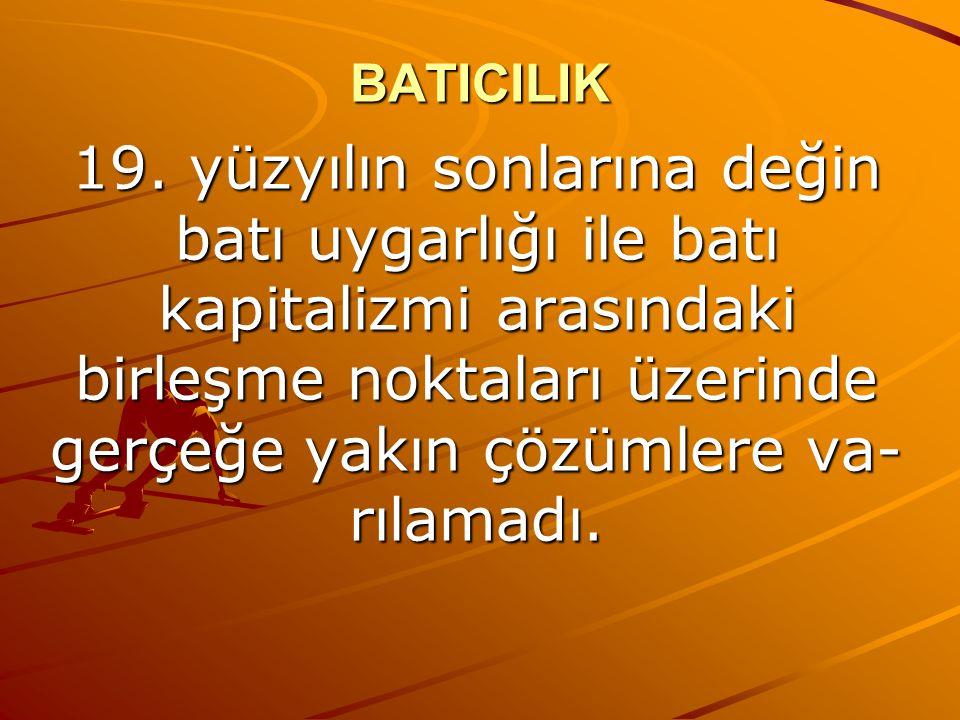 BATICILIK 19.