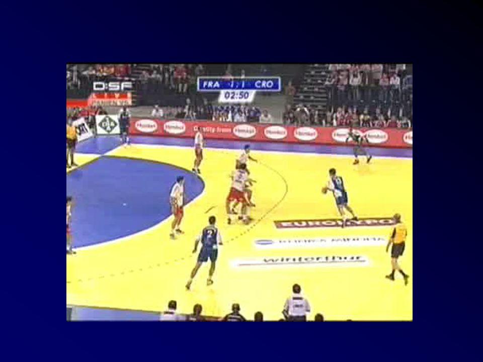 ÖNSÖZ Tüm sportif oyunlarda olduğu gibi Avrupa ve Dünya Hentbolünde; özellikle son yıllarda dinamik ve tempolu bir hentbol oynandığını görmekteyiz.
