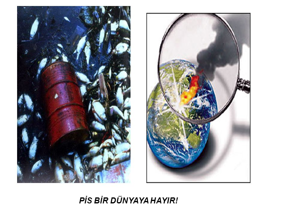 Nüfusun az olduğu dönemlerde, çevre sorunu diye bir şey söz konusu olmamış, insanlar tarafından kirletilen çevre, doğa tarafından zararsız hale getirilmiştir.