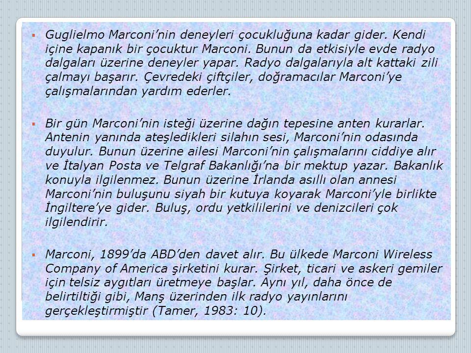 1926-1936 DÖNEMİNDE TÜRKİYE'DE RADYO Devlet ile TTTAŞ İlişkileri:  Radyonun ilk yıllarında tüm ülkelerde genel eğilim olan devletin radyo yayıncılığındaki sıkı gözetimi Türkiye için de geçerlidir.
