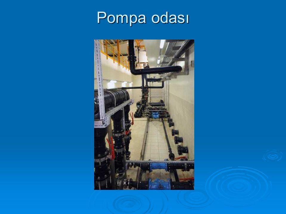 Pompa odası