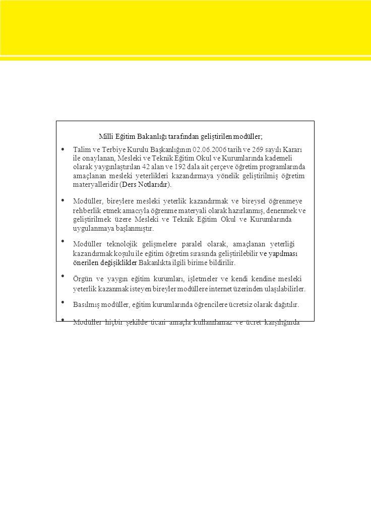 YILLA R Kuruma Ayrılan Raflar (Dolaplar, Odalar) Yazışma Dosyaları ResimlerProjelerHaritalar Ses Bandl arı Personel İdare HukukMaliye 2005 2004 2003 2002 2001 2000 1999 1998 1997 39 Şekil 2.2: Devlet Arşivlerinde tasnife örnek 2.6.2.