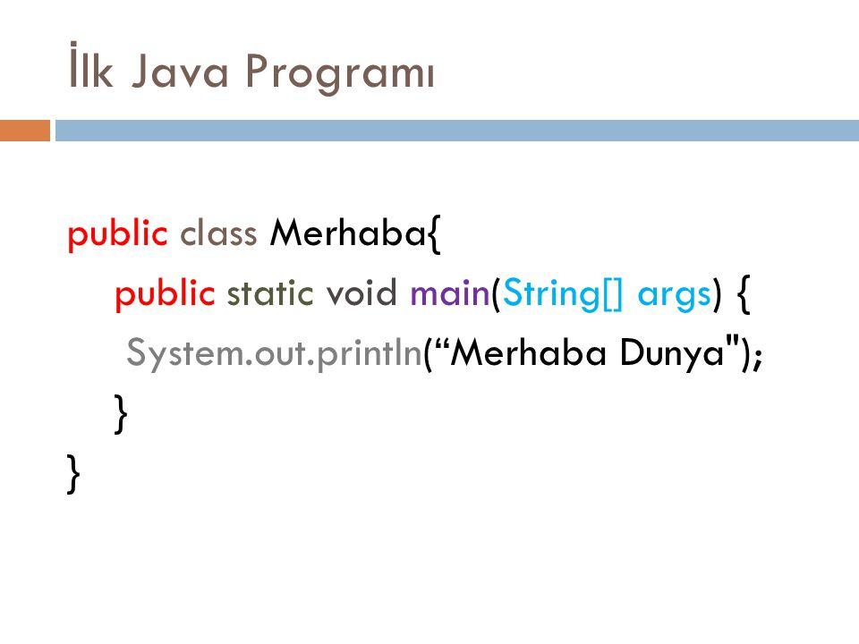 do-while döngüsü  Syntax do { //döngü gövdesi ilk komut;...