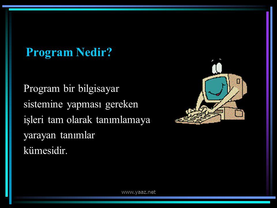 2-Düşük Seviyeli Diller (Assembly) Assembly dili, karmaşık programlar yazmak için kullanılan düşük seviyeli bir programlama dilidir.