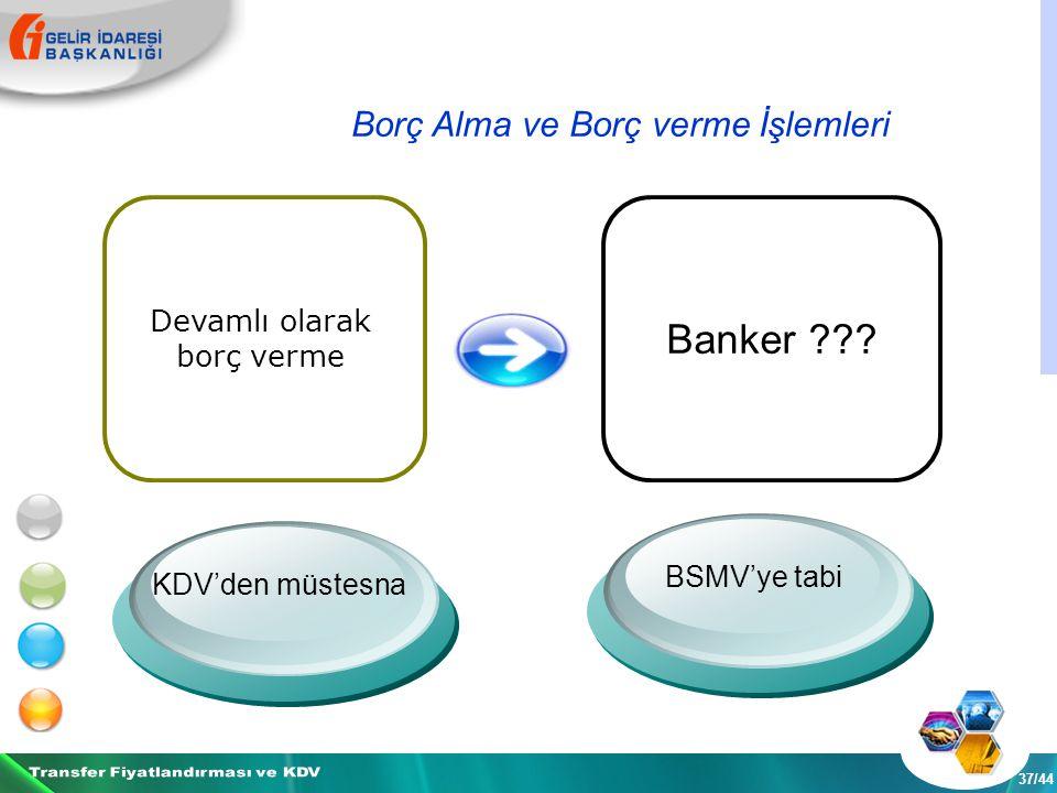 37/44 Banker .