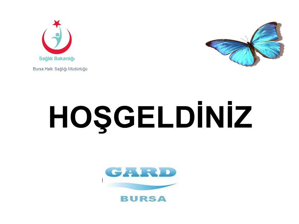 Bursa Halk Sağlığı Müdürlüğü HOŞGELDİNİZ