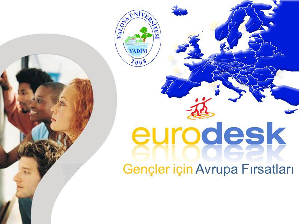 Gençler için Avrupa Fırsatları