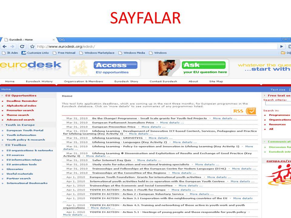 Türkiye Türkiye eurodesktr@eurodesk.eu Tel : 0 312 409 61 35 Fax : 0 312 409 61 16 Mevlana Bulvarı No:181 Balgat/ANKARAwww.genclik.gov.tr.ua.gov.tr.ua.gov.tr @ua.gov.tr @ua.gov.tr