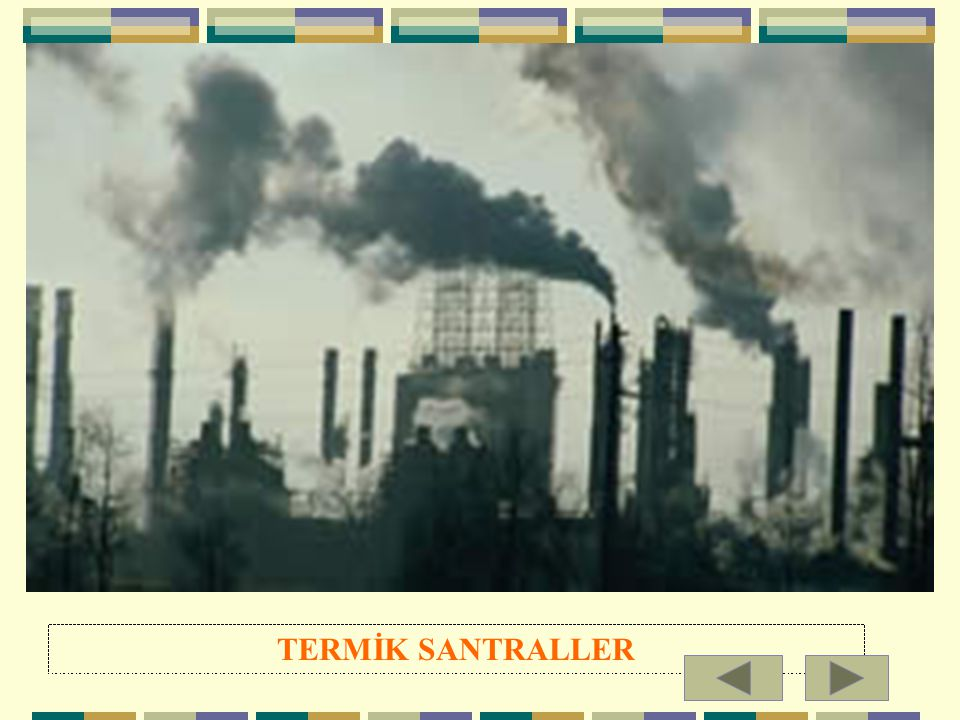 TERMİK SANTRALLER