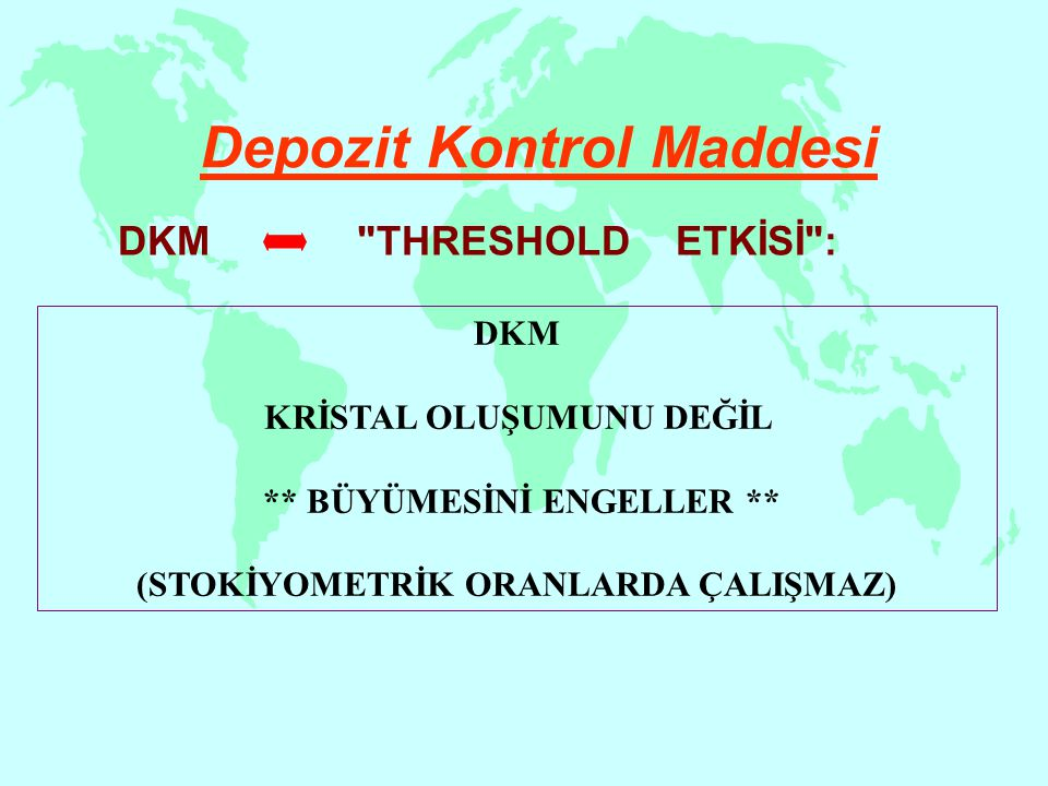 Depozit Kontrol Maddesi DKM