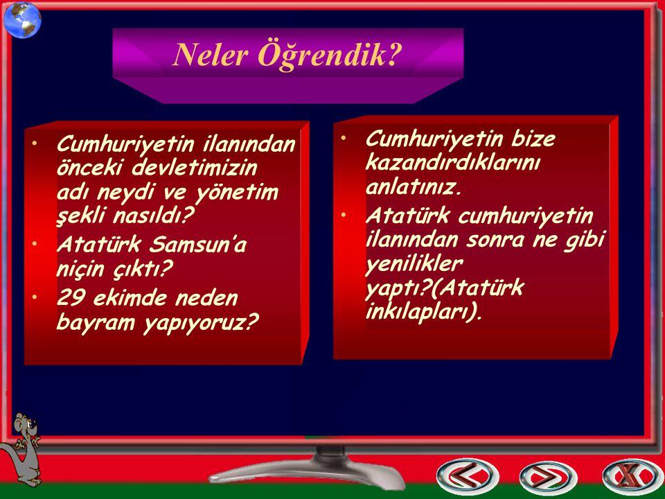 Atatürk İnkılapları Soyadı kanunu kabul edildi. Ölçü ve tartılarda değişiklik yapıldı. Takvim ve saatte değişiklik yapıldı.