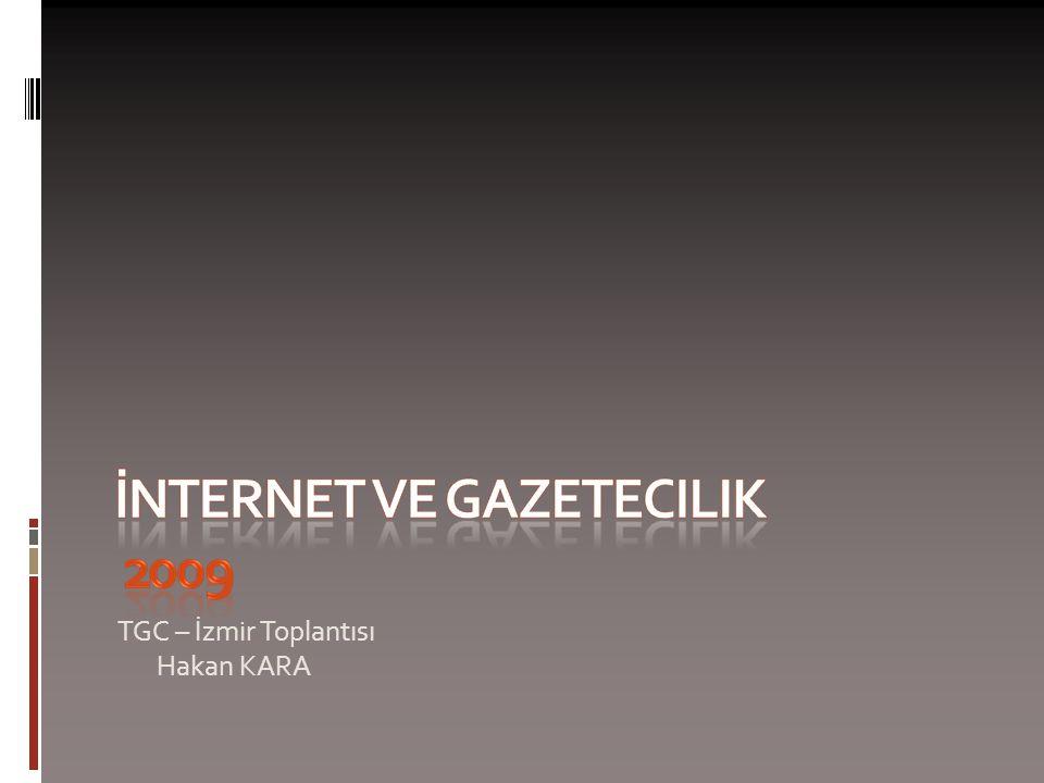 TGC – İzmir Toplantısı Hakan KARA