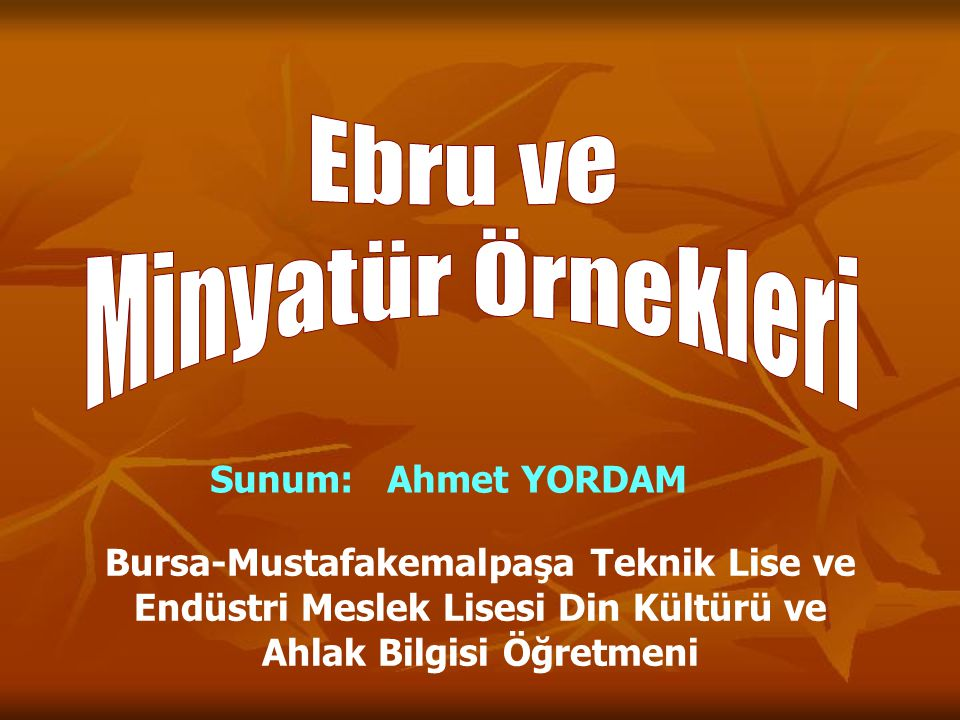 Sultan 1. Murad