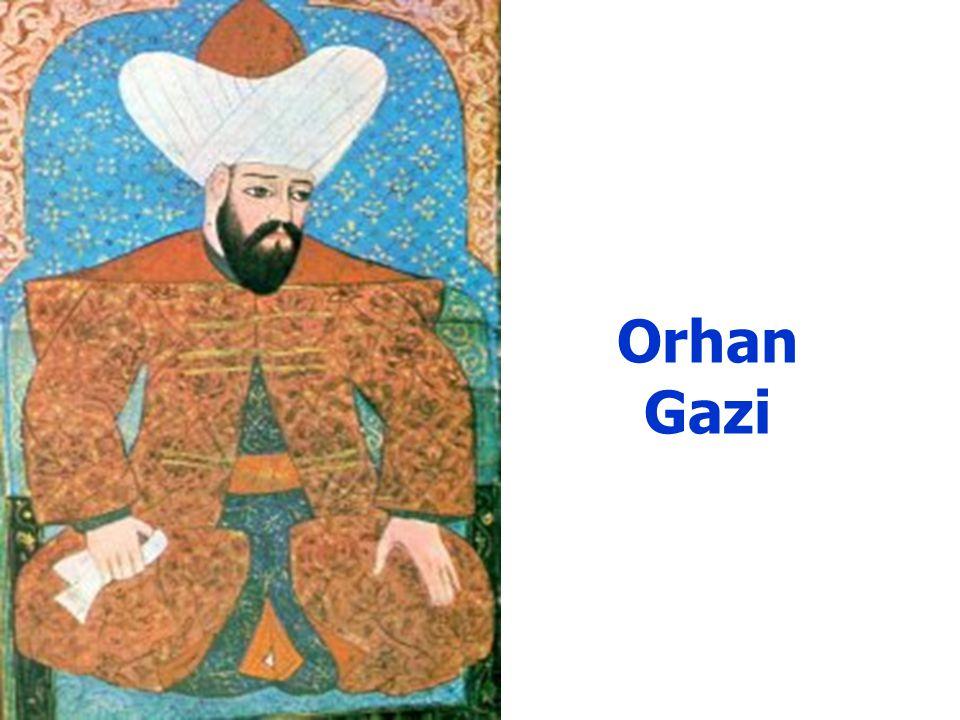 Osman Gazi'nin hükümdar olması