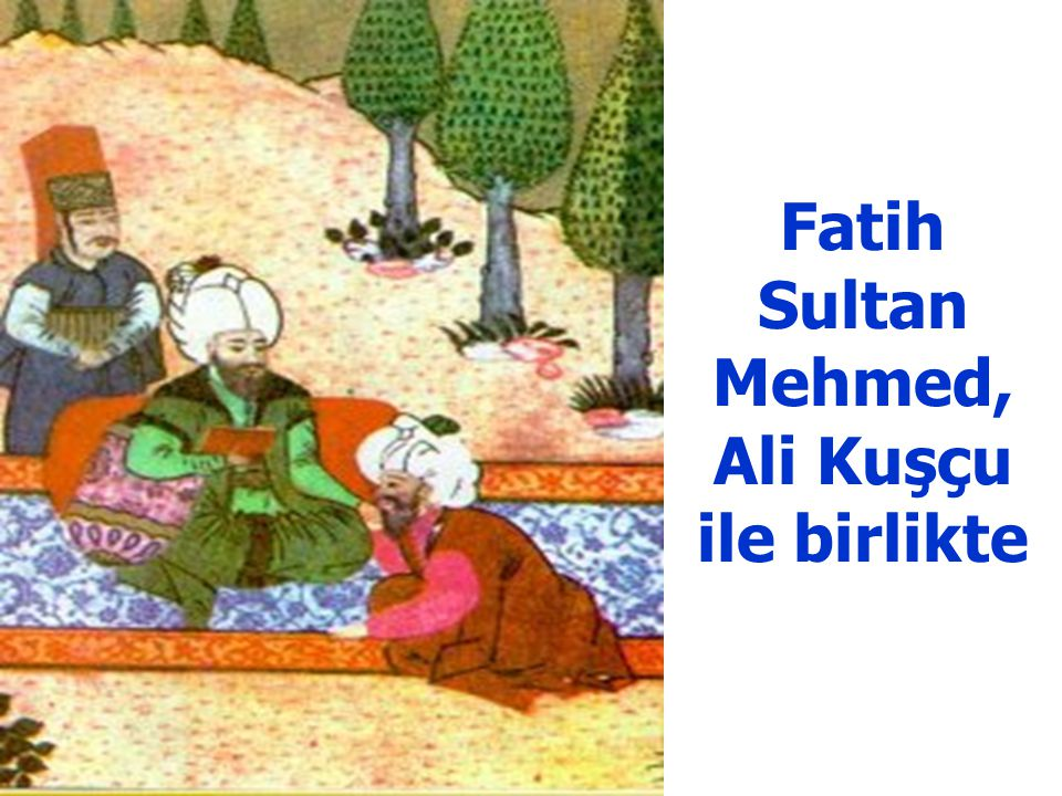Fatih'in Belgrad kalesine hücumu