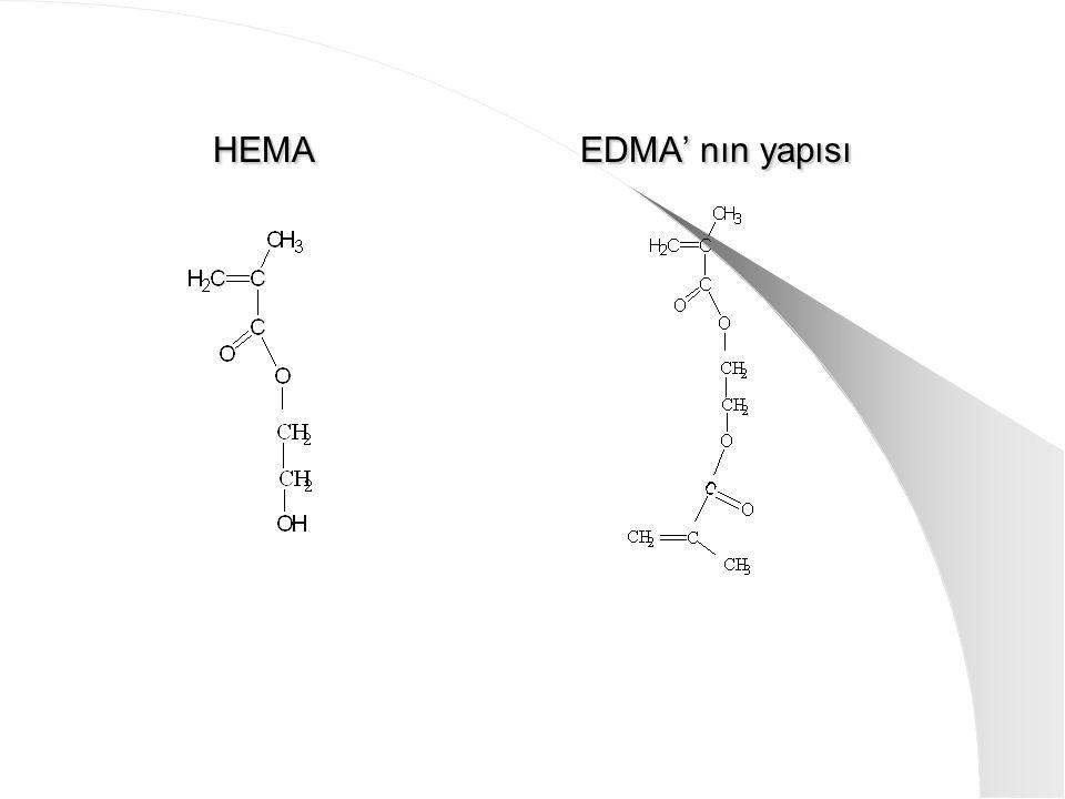 HEMA EDMA' nın yapısı