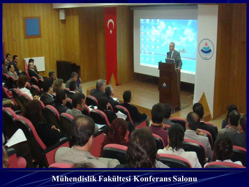 Mühendislik Fakültesi Konferans Salonu